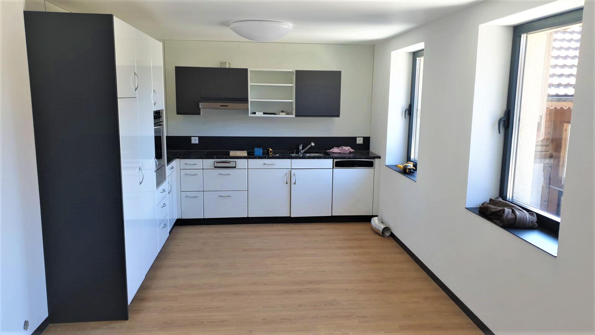 T-Räume Küche